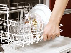 毎日使う場所なので、便利&エコな食洗機に